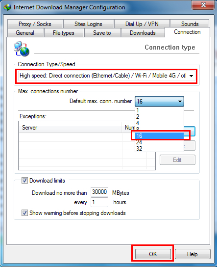 Internet Download Manager IDM tang toc do tai nhac video